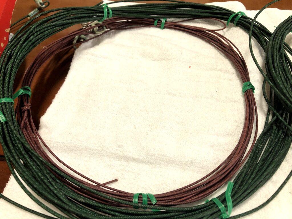 曳縄 道糸
